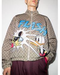 Gucci X Disney GG Supreme Jacket - Multicolour