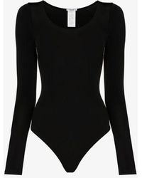 Wolford Buenos Aires Bodysuit - Black