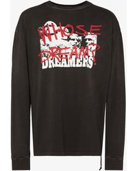 Ksubi Dreamers Biggie Printed T-shirt - Grey