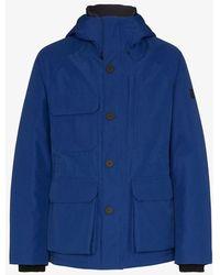 Woolrich Mountain Gore-tex Jacket - Blue