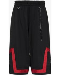 Mastermind Japan Mastermind World Basketball Shorts - Black