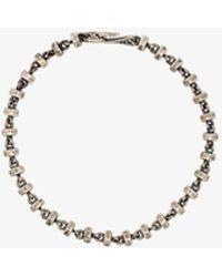 M. Cohen - Sterling Omni Beaded Bracelet - Lyst