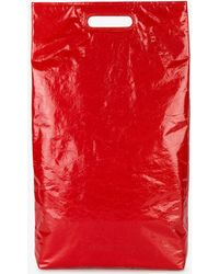 Helmut Lang - Small Rectangle Tote - Lyst