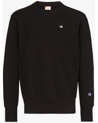 Champion Reverse Weave Sweatshirt - Black