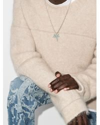 M. Cohen Sterling The Paradise Turquoise Necklace - - Sterling - Metallic