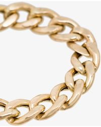 Zoe Chicco 14k Chain Ring - Metallic