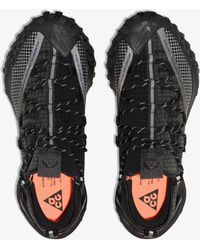Nike Acg Mountain Fly Low Sneakers - Black