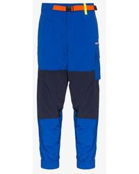 Polo Ralph Lauren Utility Belted Track Trousers - Blue