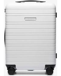 Horizn Studios Gray H5 Cabin Suitcase