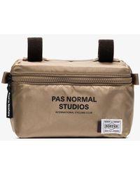 Pas Normal Studios X Porter-yoshida & Co. Brown Handlebar Pouch