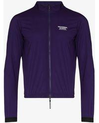Pas Normal Studios Acid Stow Away Jacket - Purple