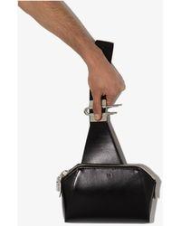 Givenchy Antigona Leather Cross Body Bag - Black