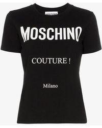 Moschino - Women - Black