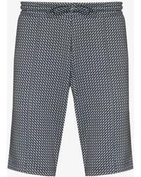 PREVU Carman Tailored Bermuda Shorts - Black