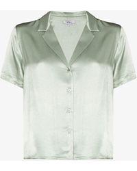 Rails Maui Short Sleeve Shirt - Green