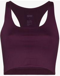 GIRLFRIEND COLLECTIVE Paloma Sports Bra - Purple