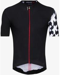 Assos Equipe Rs Aero Short Sleeve Jersey - Black