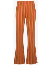 Simon Miller - Cyren Striped Trousers - Lyst