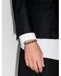 Valentino Garavani Rockstud Adjustable Bracelet - Black