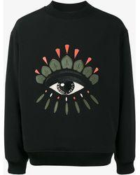 KENZO - Eye Sweatshirt - Lyst