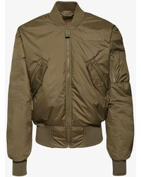 adidas X Parley Reversible Bomber Jacket - Green
