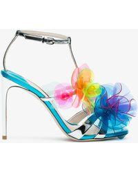Sophia Webster - Floral Detail Sandals - Lyst