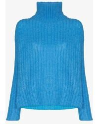 Marni - Ribbed Knit Sweater - Lyst