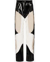 GmbH Jun Colour Block Trousers - Black