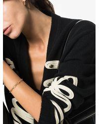Lizzie Mandler 18kt Gold Chain Link Bracelet - Metallic