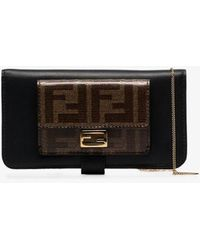 Fendi - Ff Motif Iphone Xs Cover - Lyst