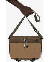 Indispensable Khaki Sticky Quilted Belt Bag - - Nylon - Green