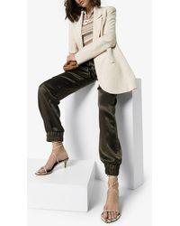 Isabel Marant Aridee Snakeskin Sandals - Multicolor