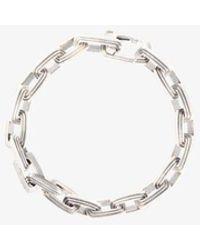 M. Cohen Equinox Chain Link Bracelet - Metallic