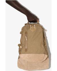Visvim Neutral Cordura 20l Backpack - Multicolour