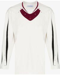 Kiko Kostadinov Norman Armour T-shirt - White