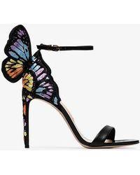 Sophia Webster - Multicoloured Chiara 100 Sandals - Lyst