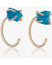 Melissa Joy Manning | Blue Apatite Earrings | Lyst