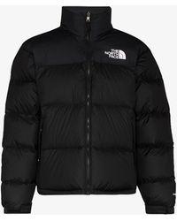 The North Face 1996 Retro Nuptse Puffer Jacket - Black