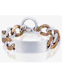 Jelena Behrend - Sterling Silver Id Curb Bracelet - Lyst