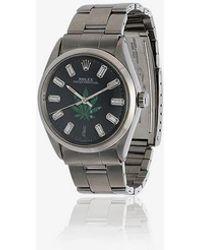 Jacquie Aiche - Vintage Rolex Four Leaf Diamond Watch - Lyst