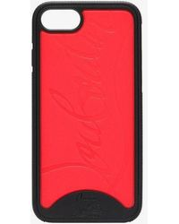 Christian Louboutin - Logo Iphone 7 & 8 Case - Lyst