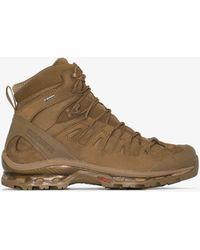 Salomon S/LAB Quest 4d Gtx Advanced Hiking Boots - Brown