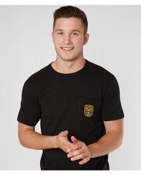 Vissla Solid Sets T-shirt - Black