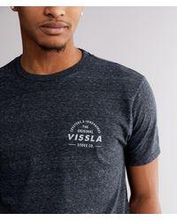 Vissla Timeline T-shirt - Gray