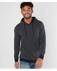 BKE Lined Sweatshirt - Black