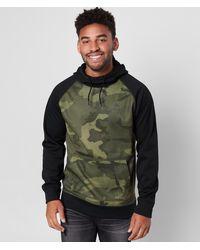 Burton Crown Bonded Hooded Sweatshirt - Green