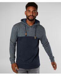 Tentree Tahoe Hooded Sweatshirt - Blue