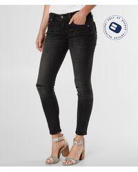 Rock Revival Sundee Mid-rise Ankle Skinny Jean - Black