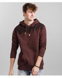 Tentree Juniper Hooded Sweatshirt - Red