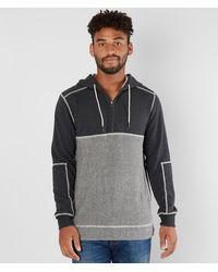 BKE Hunter Hooded Sweatshirt - Gray